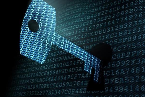 Criptografar alguns dados