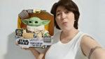 Review Boneco Baby Yoda Animatronic da Hasbro