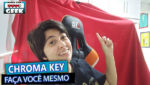 Como fazer Chroma Key de forma simples