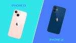 iPhone 13 vs iPhone 12 – existe mesmo diferença?